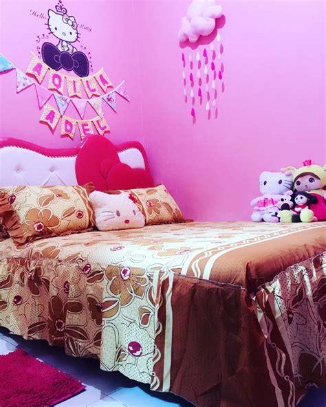 dekorasi kamar minimalis anak perempuan