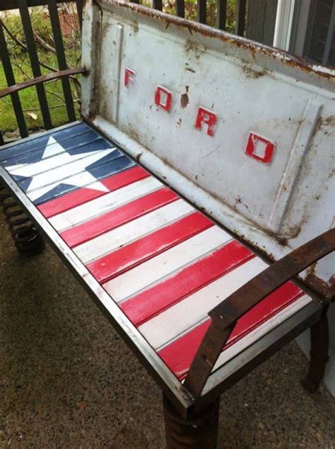 diy truck bed cer 23 awesome diys made from old upcycled car parts