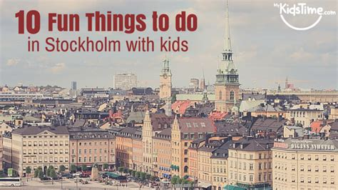 city vacation 10 things to do with kids in portland oregon 10 fun things to do in stockholm with kids