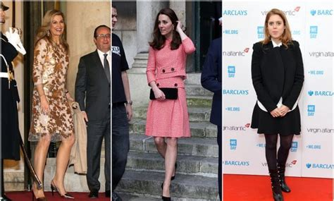 Kate Middleton S 3 Dresses In 1 Day Channels Katniss by Kate Middleton Letizia Of Spain And More Royal