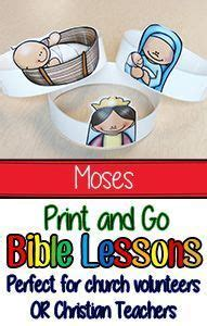 Baby Moses Story And Visuals Fhe Ideas Kindergarten