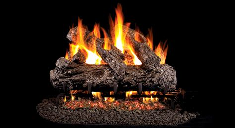 Fireplace Gas Logs   Is A Gas Log The Right Choice For You?
