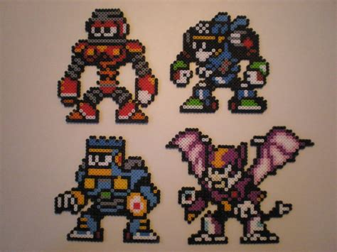 3 Paintings Mm7 by Robot Masters Mm7 No 2 By 8 Bitbeadsstudio On Deviantart