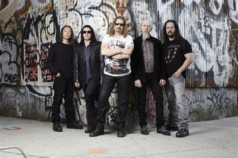 Dreamtheater Band theater line up metaldays