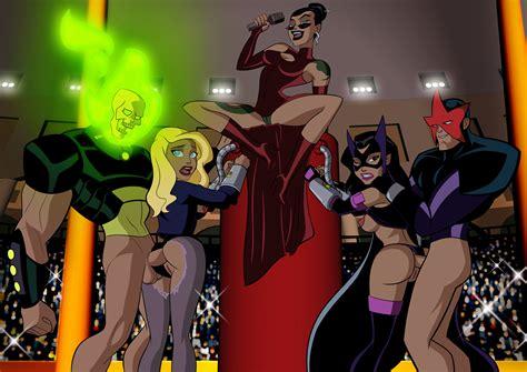 Kaos Justice League Superman Batman The Flash Green Lantern s by mistermultiverse foundry