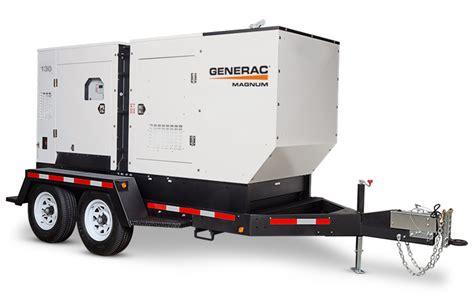 generac mobile diesel generator mmg130d 90 107 kw 90