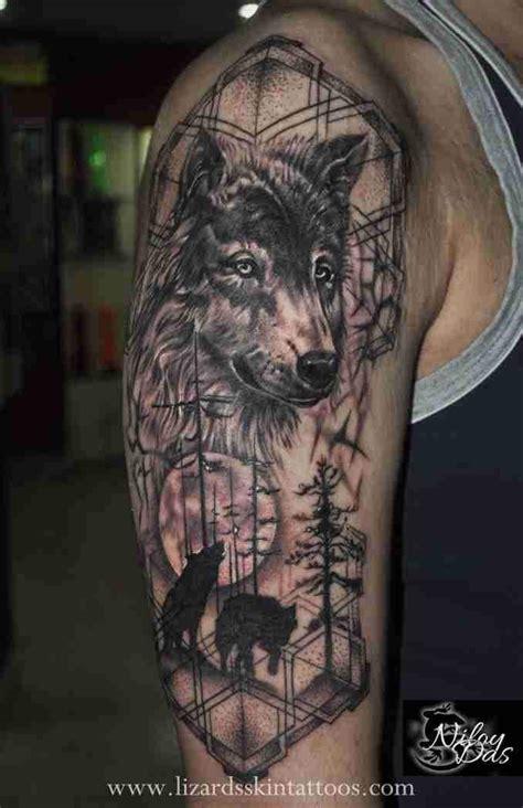 50 fotos de tatuagens de lobos dicas de tatuagens