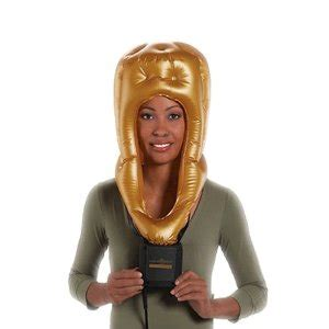 Select Pro Gold Hair Dryer Attachments when hair meets sci fi hairscapades