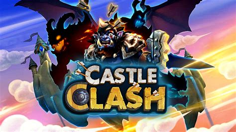 castle clash mod apk hack free for android and iphone freehackapk
