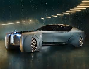 Future Rolls Royce Rolls Royce Vision Next 100 Ex103 Concept Car Average Joes