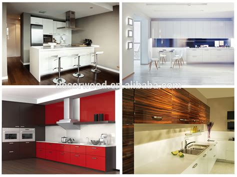 buy modern kitchen cabinets lacquered coffee color modern kitchen tall pantry cabinet