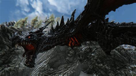 skyrim dragon armor retexture dragon retexture the elder scrolls v skyrim gt skins