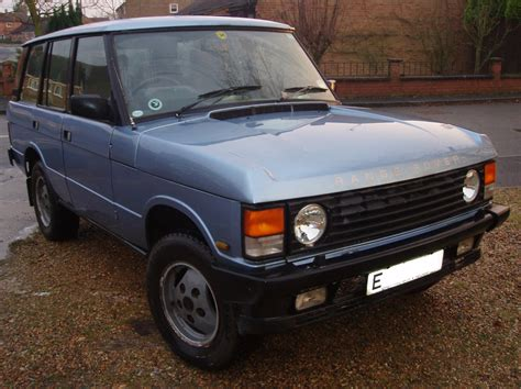 service manual problems removing a 1987 land rover range rover motor service manual how to