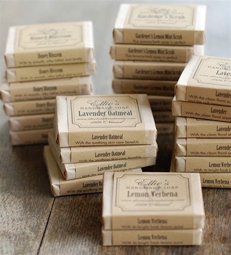 Handmade Soap Packaging - 17 best images about soap packaging ideas on