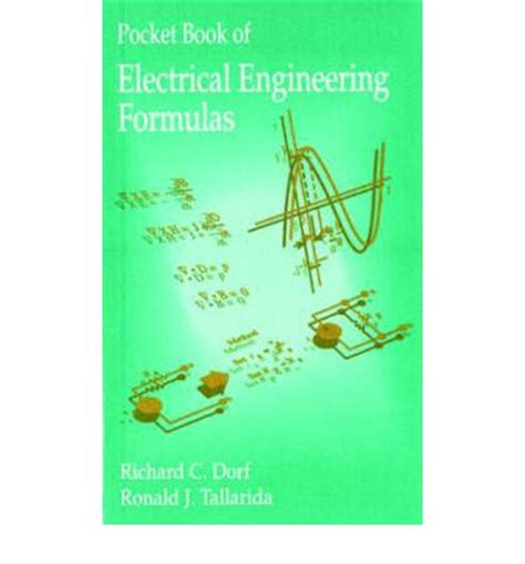 reference book electrical engineering pocket book of electrical engineering formulas