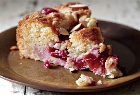 Plumb Recipes by Plum Almond Cake Recipe Dishmaps