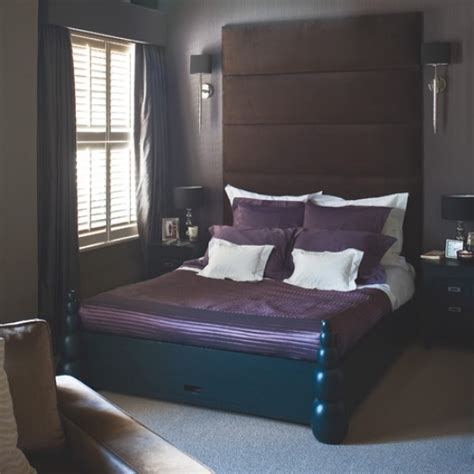 plum bedroom designs chocolate and plum bedroom bedroom design housetohome