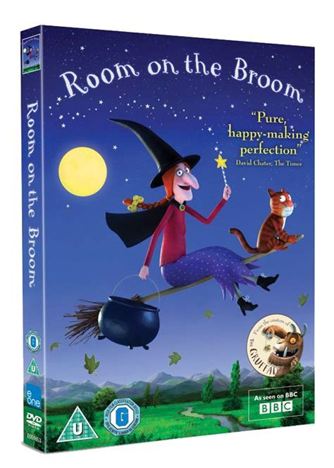Room Dvd Uk Room On The Broom Dvd Http Animated Review Co