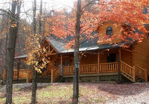 Brown County Cabin Rentals by Brown County Log Cabin Rental Nashville In Hottub Fireplace