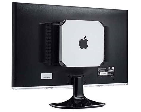 Mac Mini Mount Desk by The Mac Mini Mount Fits On The Wall The Desk And
