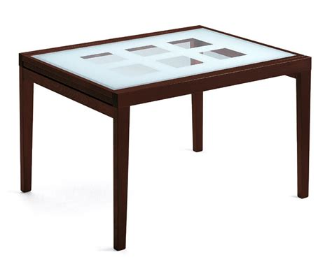 expandable tables 47in expandable dining table paloma w frosted glass top