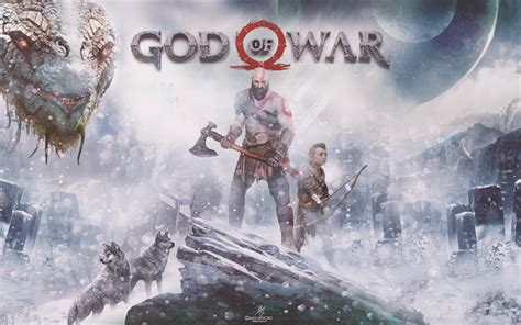 film action god of war download wallpapers god of war 4 4k action adventure