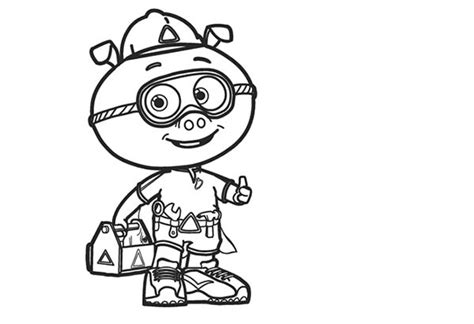 alpha pig coloring page jack in the box coloring sheet jack free engine image