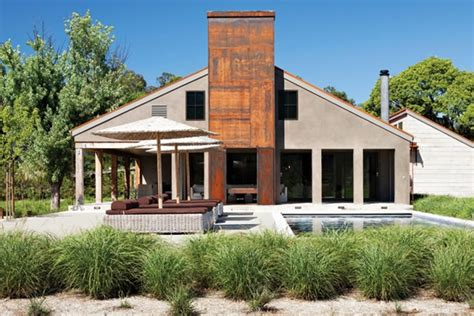 Modern Rustic Home | rustic modern home exterior design of house of mirth by