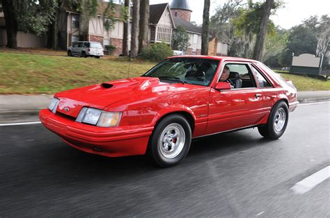 ford mustang coyote modernized 1986 ford mustang svo is coyote photo