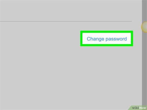 mudar layout yahoo mail 4 formas de mudar a senha no yahoo mail wikihow