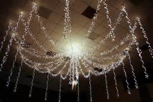 chandelier made from christmas lights ideas for the