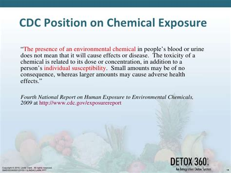 Detox For Chemical Exposure by Introduction To Detox 360