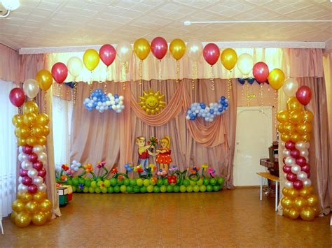 Home Balloon Decoration by 19 Best Exles Of Balloon Decorations Mostbeautifulthings