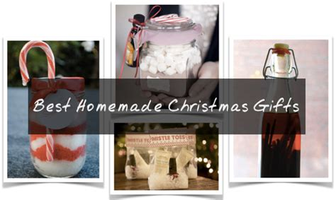 11 unique diy homemade christmas gift ideas