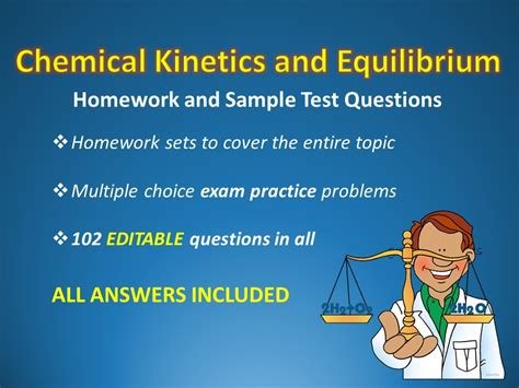 tutorial questions on chemical kinetics science corner teaching resources tes