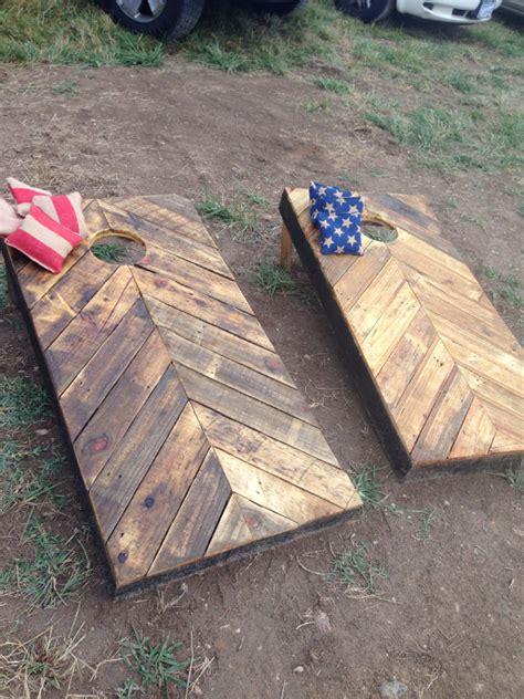 diy wooden bean bag toss high end corn boards tailgate toss corn