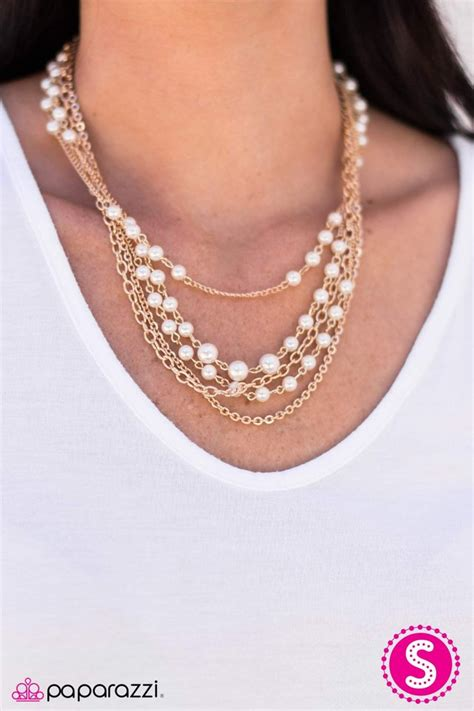 Pearls Are Always by Paparazzi Accessories Pearls Are Always Appropriate