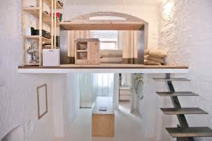 tiny loft apartment italy rarchitetti shop combo images