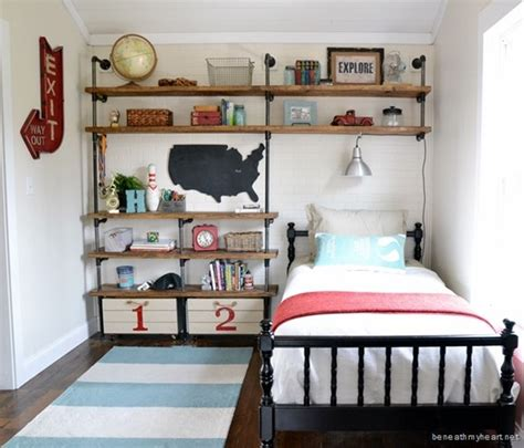 boys bedroom storage ideas charming home tour beneath my heart town country living