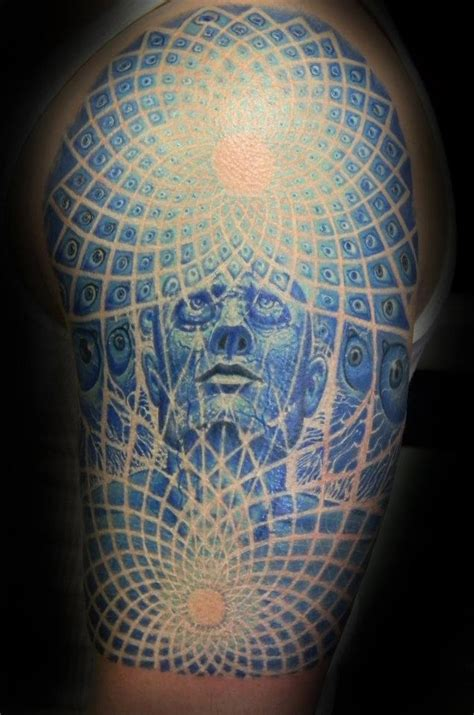 alex grey tattoo w wow tattoos pinterest