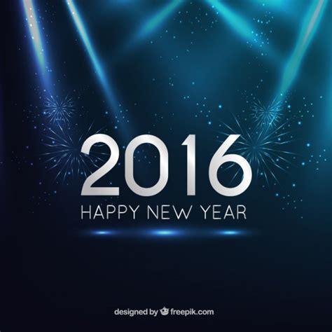 new year freepik blue new year background vector free