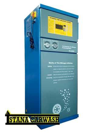Mesin Angin Nitrogen mesin pengisi angin nitrogen pusat hidrolik alat cuci