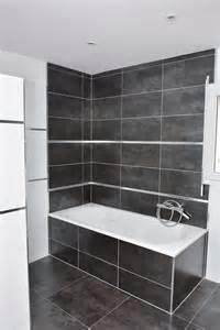 carrelage salle de bain baignoire