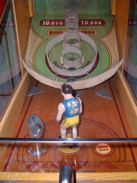 chicago coin midget skee ball midget skeeball ccm  coin operated arcade game