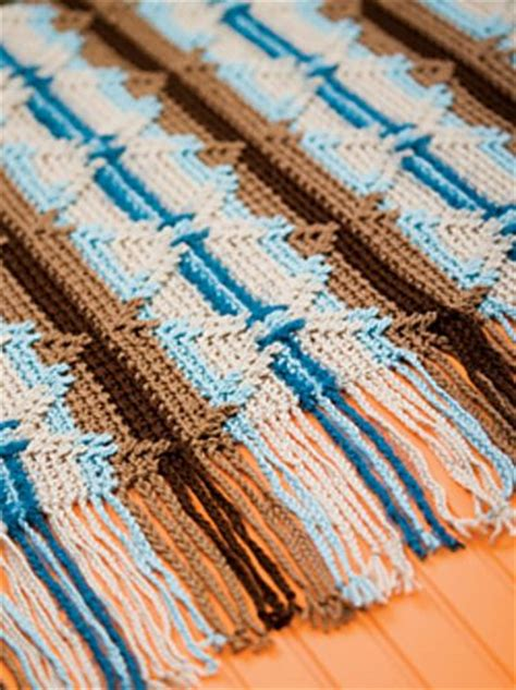 crochet pattern navajo afghan another variation of the navajo indian afghan crochet