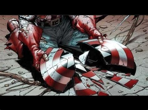 Real Pic Tameng Captain America dc marvel the apocalypse fan trailer 3