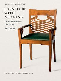 furniture with meaning 2 vol arkfo dk