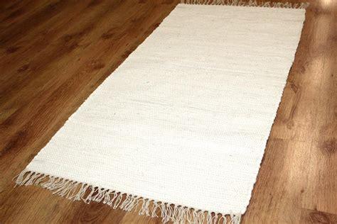 flickenteppich beige flickenteppich cotton wei 223 trendcarpet de