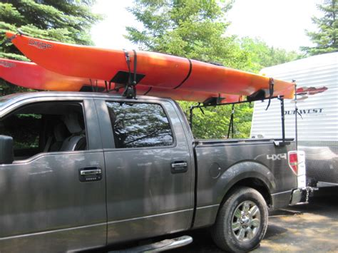 review oakorchard canoe truck racks oak orchard style 2 pick up truck rack canoe kayak canoes