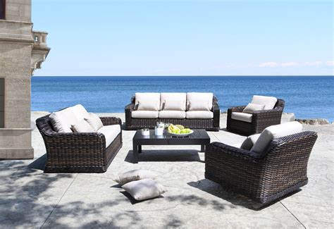 outdoor patio furniture cushion care